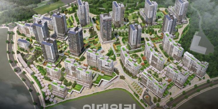 로또 아파트 '세종자이더시티'에 만점통장 등장